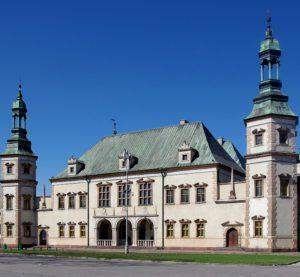 Piękny pałac krakowskich w centrum Kielc