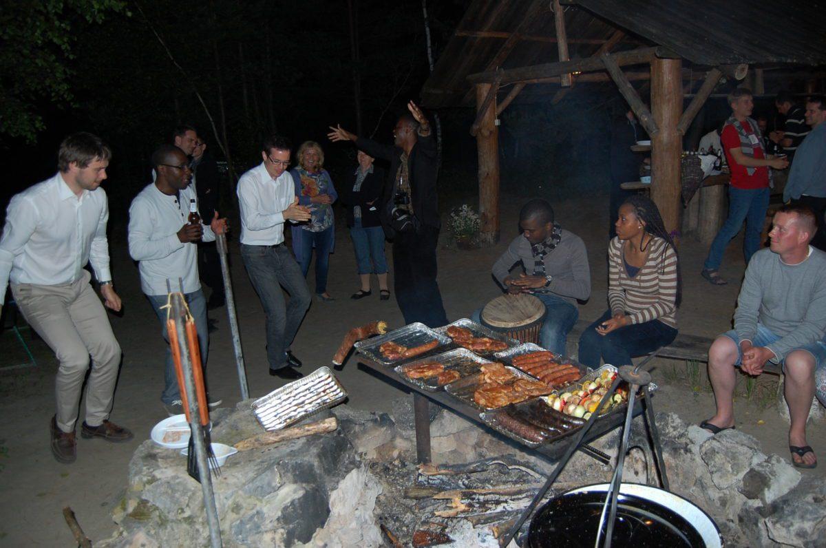 Imprezy dla firm ognisko