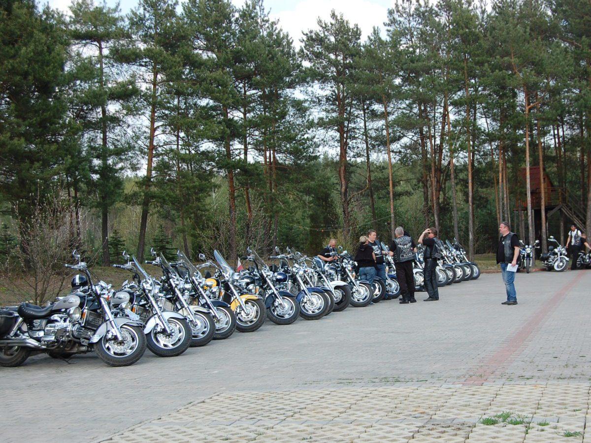 grupa zorganizowana zlot motocyklowy