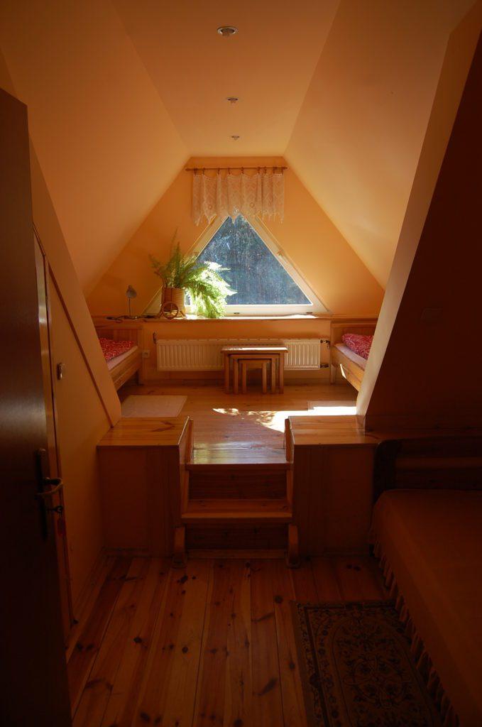 Dom do wynajęcia pokój trzyosobowy